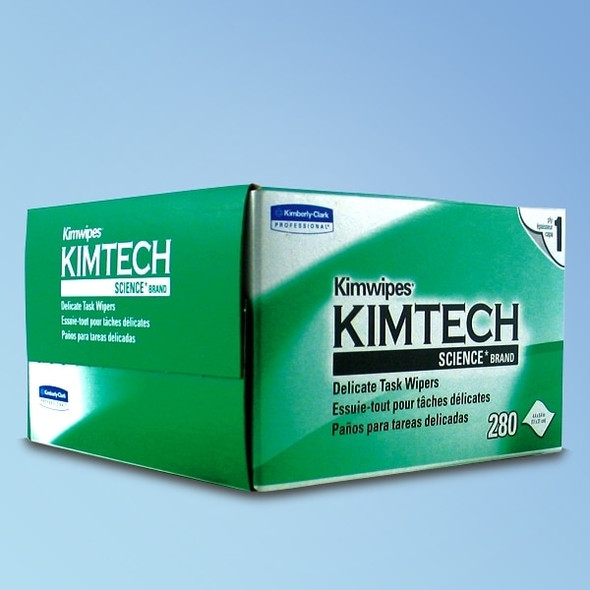 "Get Kimtech Delicate Task Wipes, 1-Ply,  4.4"" x 8.4"" L34155-Wipes at Harmony"