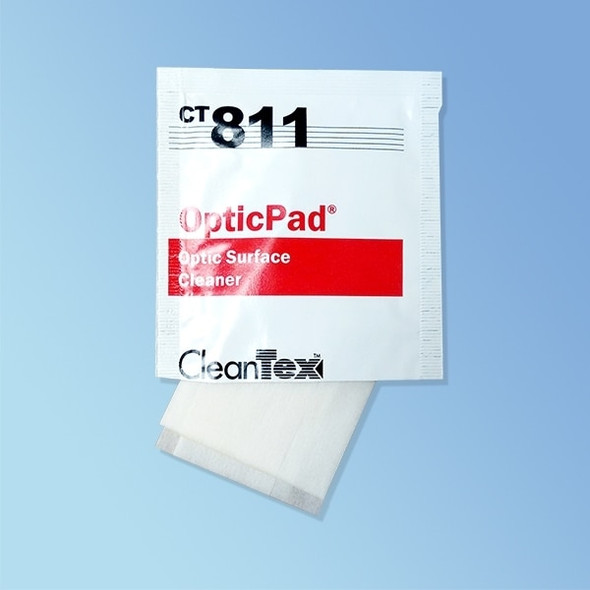 CleanTex CT811 Optic Pad Wipes