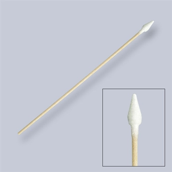 "Get Puritan Tapered Tip Cotton Swab, 6"" Wood Shaft, 5000/cs P821-WC at Harmony"