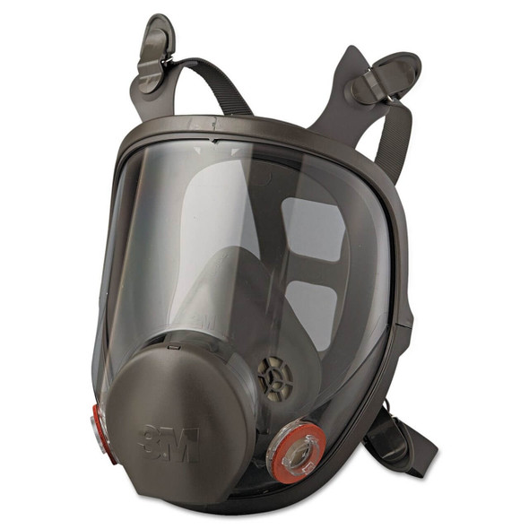 Get 3M 6800 Full Face Respirator, Medium, ea LAG-6800 at Harmony