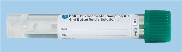 EnviroMax Plus Sampling Kit with Butterfield's Solution, 4 mil and 10 mil