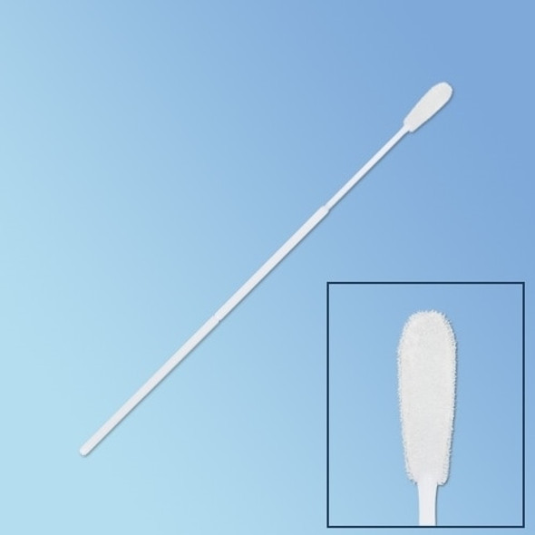 "Get PurFlock Ultra Flocked Swab, Elongated Tip, 6"", Polystyrene Shaft, 1000/case 1 P3706-U at Harmony"