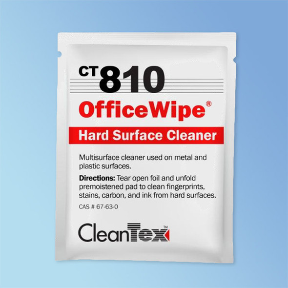 CleanTex CT810 Office Wipes, 72/box   Harmony Lab and Safety Supplies