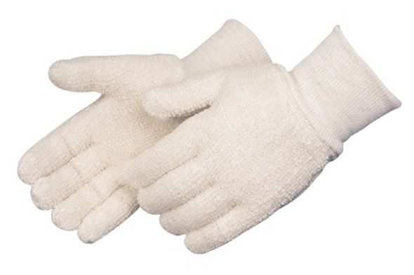 Get Terry Cloth Glove, Reversible, Knit Wrist, 12/pr LIB4113C at Harmony