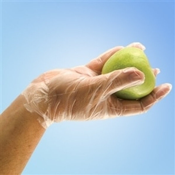 Disposable Food Service Gloves, 1.25 mil