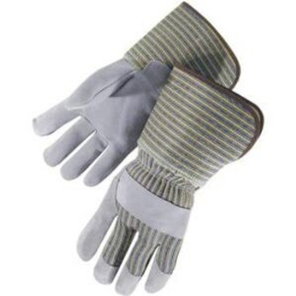 Get Leather Palm Glove with Gauntlet Cuff, 12 pair LIB3264SP at Harmony