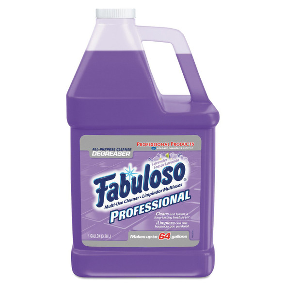 Get Fabuloso All-Purpose Cleaner, Lavender, Gallon, 4/cs LCPC04307 at Harmony