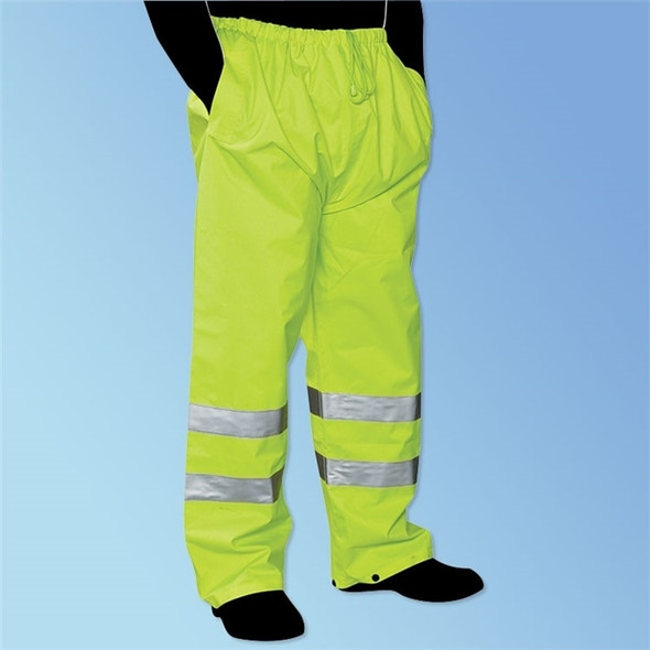 Get HivizGard Class E Thermal Pants, Lime Green, ea LB16921G at Harmony