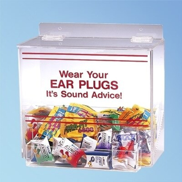 Get Ear Plug Dispenser, ea XAK300 at Harmony