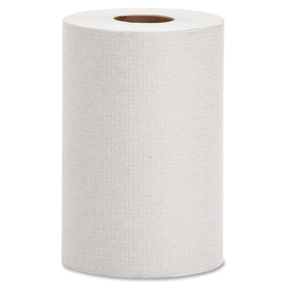 Get Genuine Joe Hardwound Roll Paper Towels, White, 350 ft. roll,12/cs at Harmony Lab & Safety Supplies.