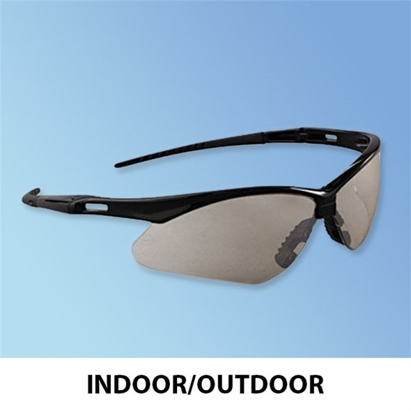 V30 Nemesis Safety Glasses, Indoor/Outdoor Lens