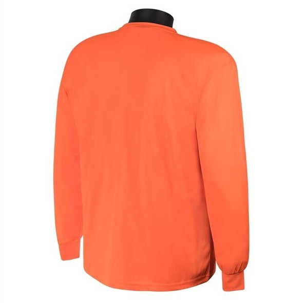 Get Fluorescent Orange Mesh T-Shirt, Long Sleeve LIBN16700F at Harmony