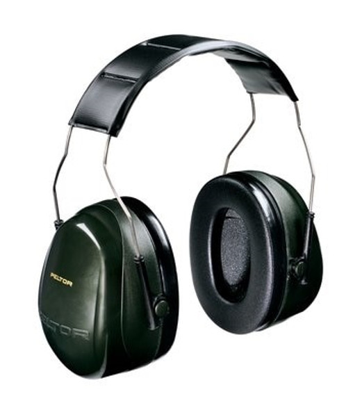 Get Peltor Optime 101 Headband Earmuffs H7A, 27 NRR, ea R3MH7A at Harmony