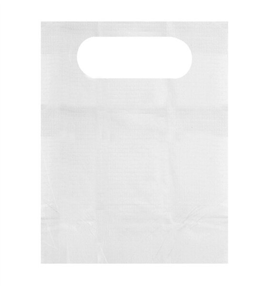 Disposable Adult Bibs, Overhead Closure, White, 300/case | Harmony Lab and Safety Supplies