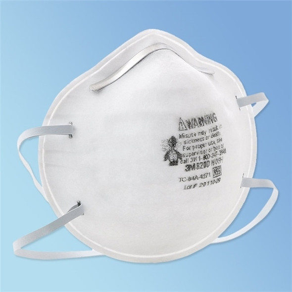 Get 3M 8200 N95 Dust Respirator, 20/box LAG-8200 at Harmony
