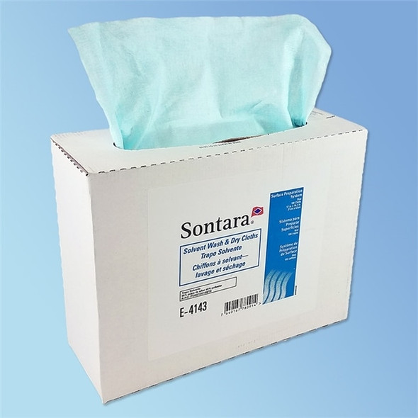 Get Sontara Wash & Dry Wipes, 100/box XE4143 at Harmony
