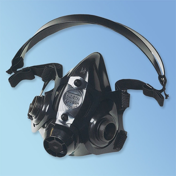 Honeywell North 7700 Series Premium Half Face Respirator