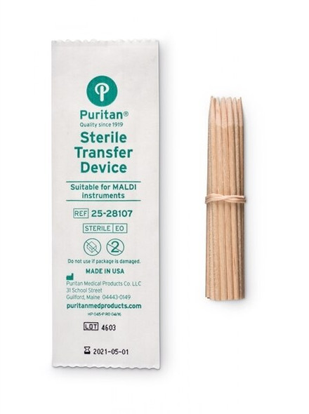 Puritan Sterile Wood Applicator Sticks, 10,400/case