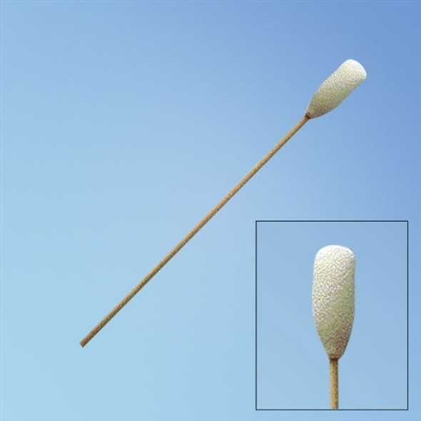 "Get CleanTex Foam Covered Cotton Swab, 6"", Wood Shaft, 100/bg CT720A at Harmony"