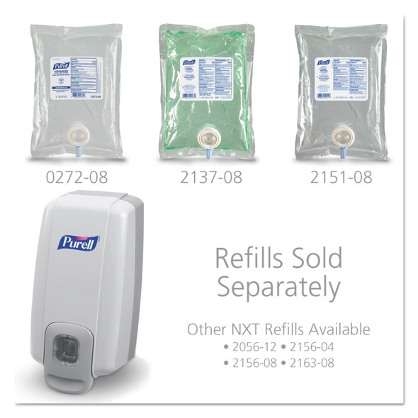 Get Purell NXT Hand Sanitizer Dispenser, 1000ML X212006 at Harmony