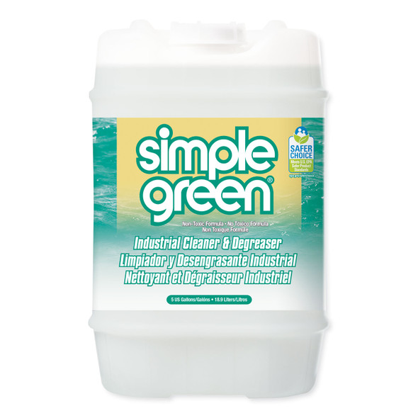 Get Simple Green Concentrated All-Purpose Cleaner, 5 gal. LSMP13006 at Harmony