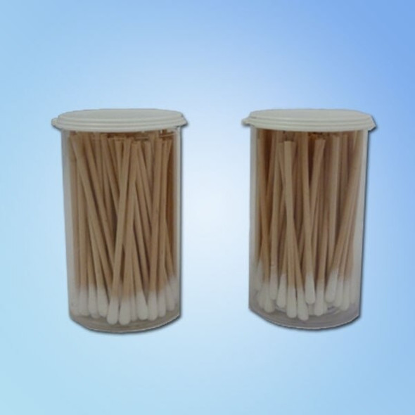 "Get Puritan Small Tip Cotton Swab, 3"" Wood Shaft, 50 vials of 100/cs P833-WCS-Case at Harmony"