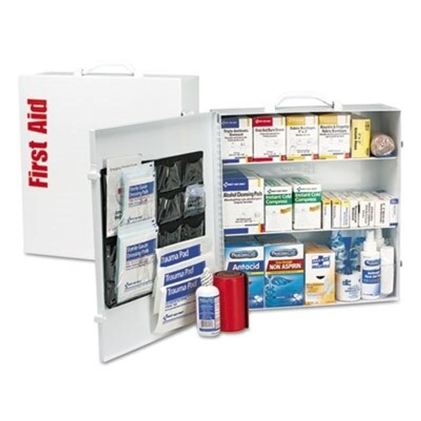 Get First Aid Only 100 Person, 683 Piece First Aid Kit, ea LAG-50000 at Harmony