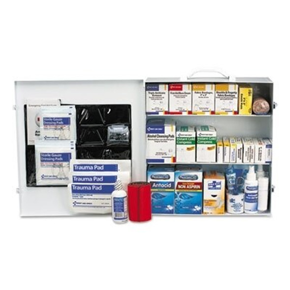 First Aid Only 100 Person, 683 Piece First Aid Kit, each | Harmony Lab and Safety Supplies