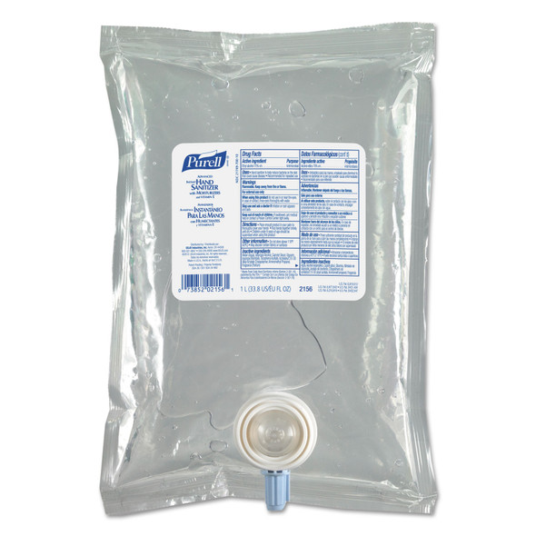 Get Purell NXT Hand Sanitizer 1000ml refil, 8/case X215608 at Harmony