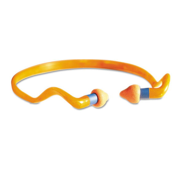 Get Howard Leight Banded Reusable Earplugs, 25 NRR, 10/box LAG-QB2HYG at Harmony