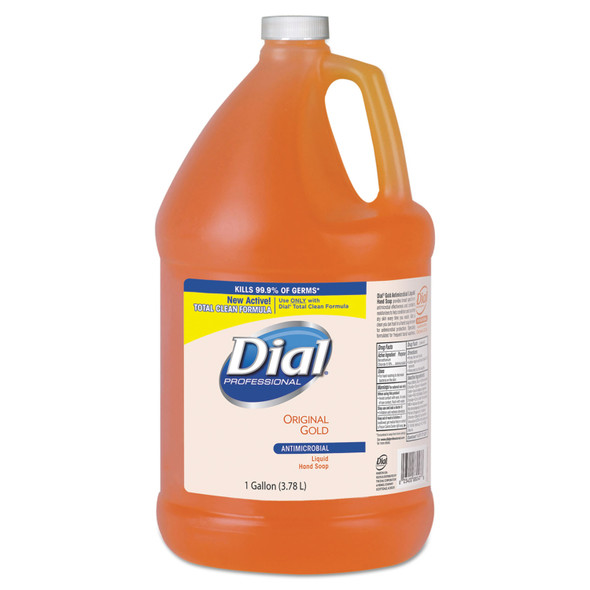 Get Dial Gold Antimicrobial Soap, Gallon, 4/cs LDIA88047 at Harmony
