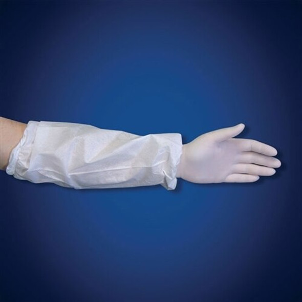 Keyguard Microporous Sleeves, 18 in., 200/case | Harmony Lab and Safety Supplies