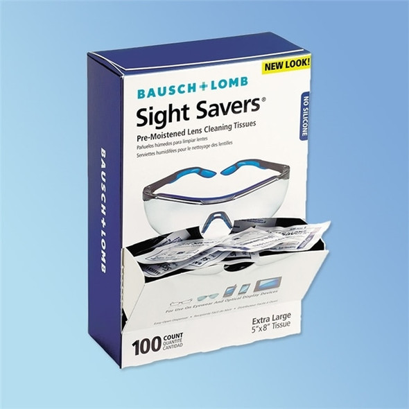 Get Sight Savers Lens Cleaning Tissues, 100/bx S8574GM at Harmony