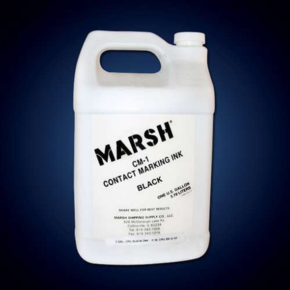 Get Marsh Black Pogo Printer Ink, gallon/ea XCM1BKG at Harmony
