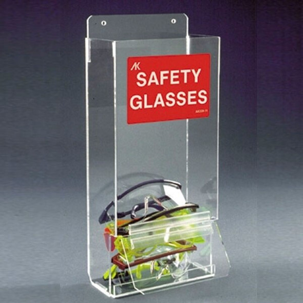 Safety Glasses Dispenser, each