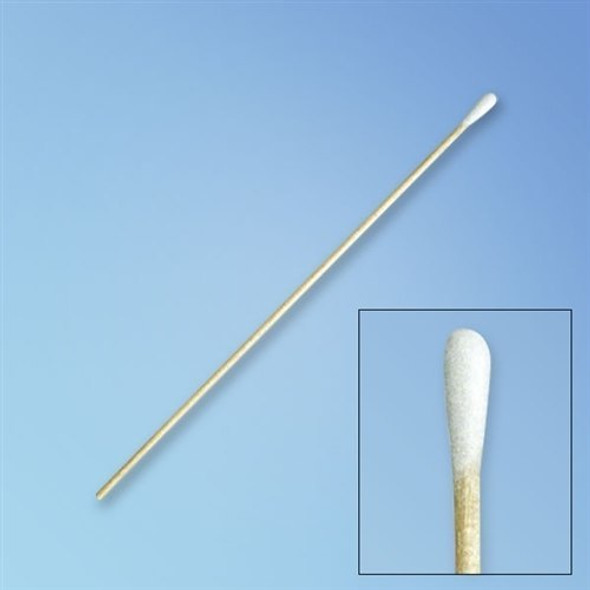 "Get Puritan Small Tip Cotton Swab, 6"" Wood Shaft, No Glue, 10,000/case P868-WCS-NO-GLUE at Harmony"