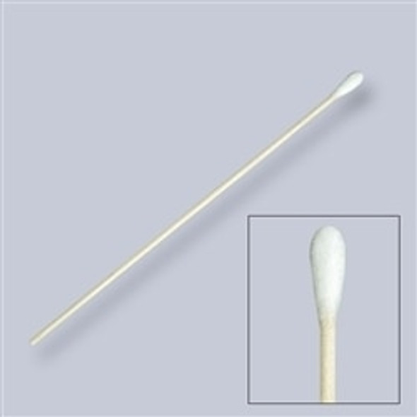 "Get Puritan Regular Tip Cotton Swab, 6"" Wood Shaft, No Glue or Binder, 10,000/cs P869-WC at Harmony"