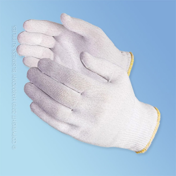 Get Sure Knit Static Dissipative Nylon Inspection Gloves, 1/pair SSTNCF at Harmony