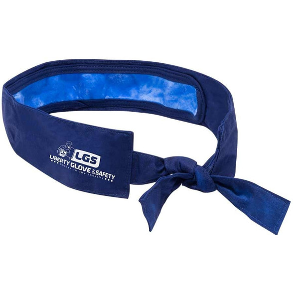 Get LIB1931B Cooling Bandana with PVA Strip at Harmony