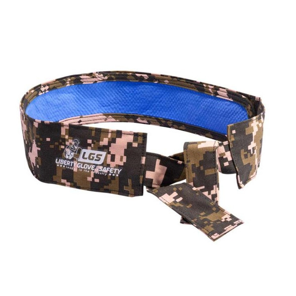 Get LIB1931C Cooling Bandana with PVA Strip at Harmony