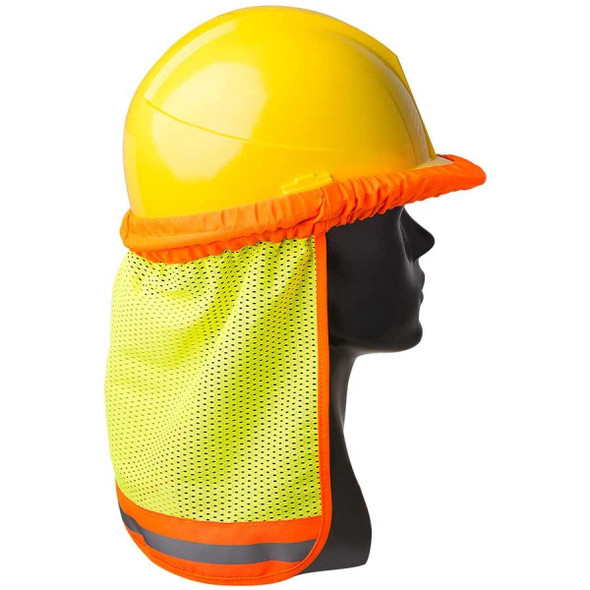 Get HivizGard NS161G Polyester Mesh Neck Shade at Harmony