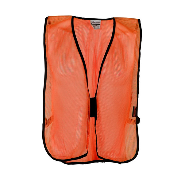 Get ML Kishigo P Series Mesh Safety Vest, Orange, at Harmony