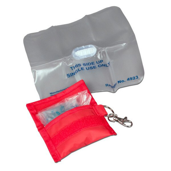Get CPR Face Shields with Soft Case, Dynarex 4923, at Harmony
