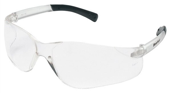 Get Crews BearKat Wraparound Safety Glasses, Anti-Fog Clear Lens, ea BK110AF at Harmony