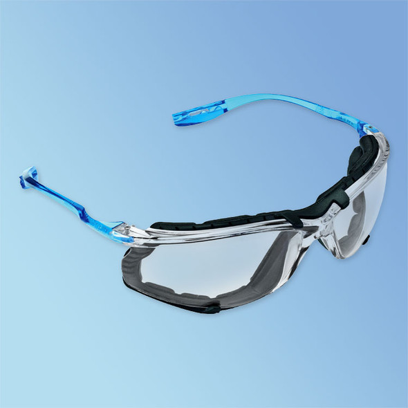 Save on 3M Virtua CCS Protective Eyewear with Foam Gasket, Anti-Fog clear lens, 3M 11872-00000-20 at Harmony