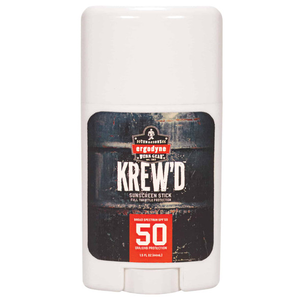 Get KREW'D™ 6354 SPF 50 Sunscreen Stick - 1.5oz (16634) at Harmony