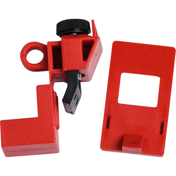 Get Clamp-On Breaker Lockout for 120/277 V (65396) at Harmony