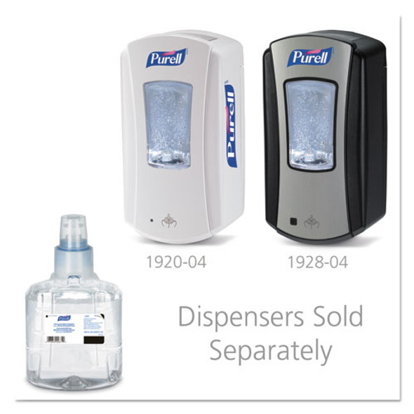 Get Purell Advanced Hand Sanitizer Foam Refills for Purell LTX-12 Dispensers, 1200 mL, 2/case (GOJ190402CT) at Harmony