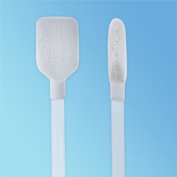 TekniPure TekniSwab Self-Saturating 91% Alcohol Swabs, Microdenier-covered Foam Tip (TS-FMD-5-IPA)   Harmony Lab and Safety Supplies