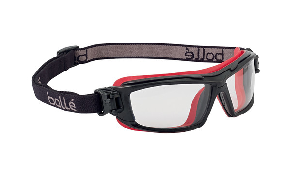Bolle Safety Ultim8 40299 Clear Lens Safety Goggles | Harmony Lab and Safety Supplies